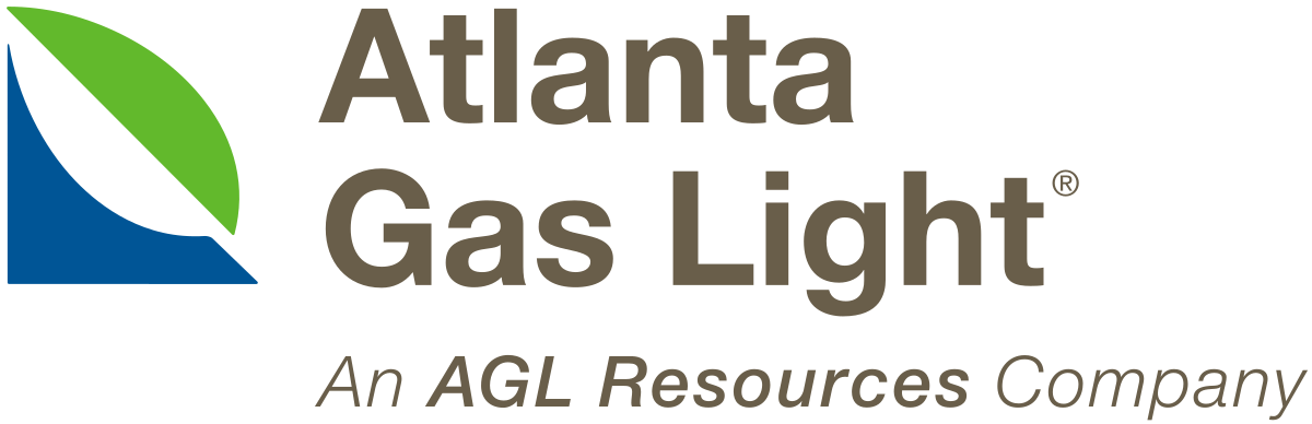 Atlanta Gas Light Company logo