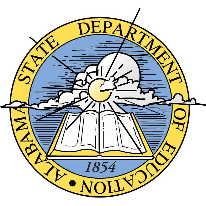 Alabama State Department of Education logo