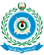 UAE Air Force logo