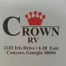 Crown RV Center logo