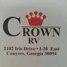 Crown RV Center logo