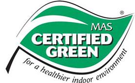Mas Certified Green logo