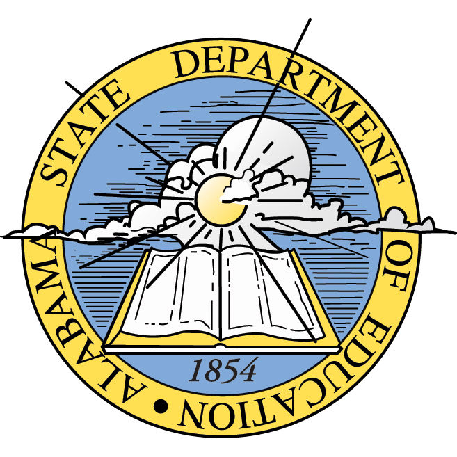 Alabama State Department of Education logo