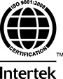 Intertek ISO 9001:2008 logo