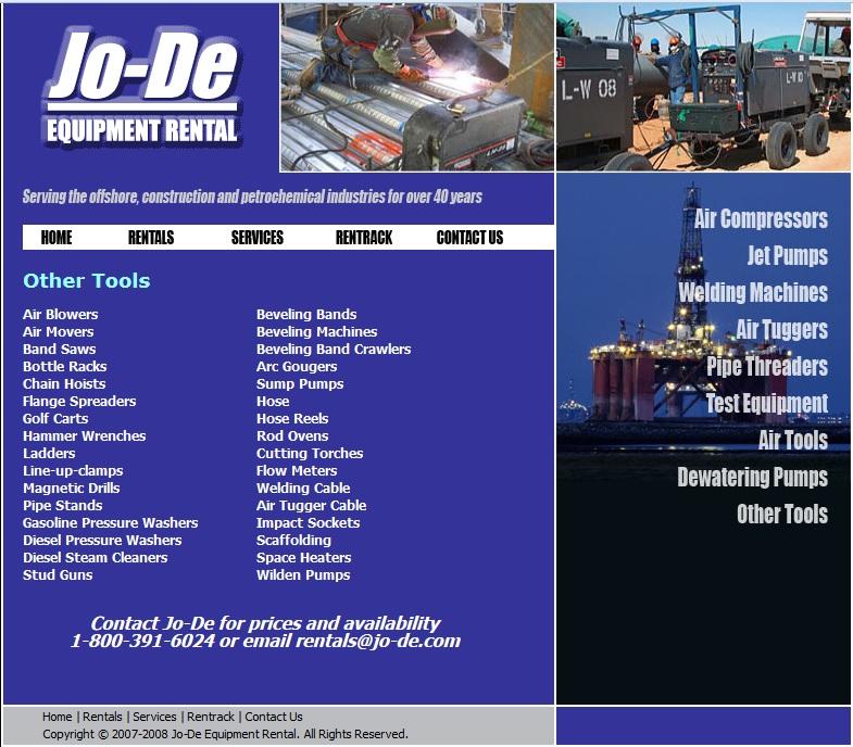 Jo-De Equipment Rental Company_ Inc_1540312660880