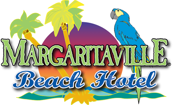 Margaritaville Beach Hotel in Pensacola Beach logo