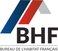 Bureau de l'Habitat Francois BHF logo