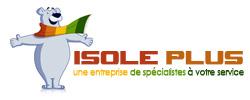 Isole Plus logo