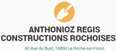 ANTHONIOZ REGIS KONSTRUKTIONER ROCHOISES logo