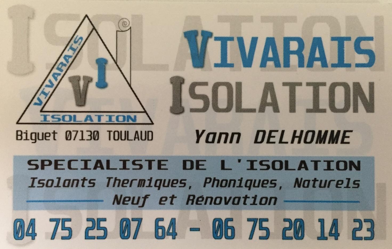 VIVARAIS ISOLERING logo