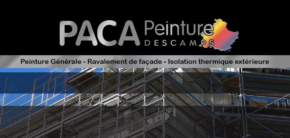 PACA PEINTURE DESCAMPS logo