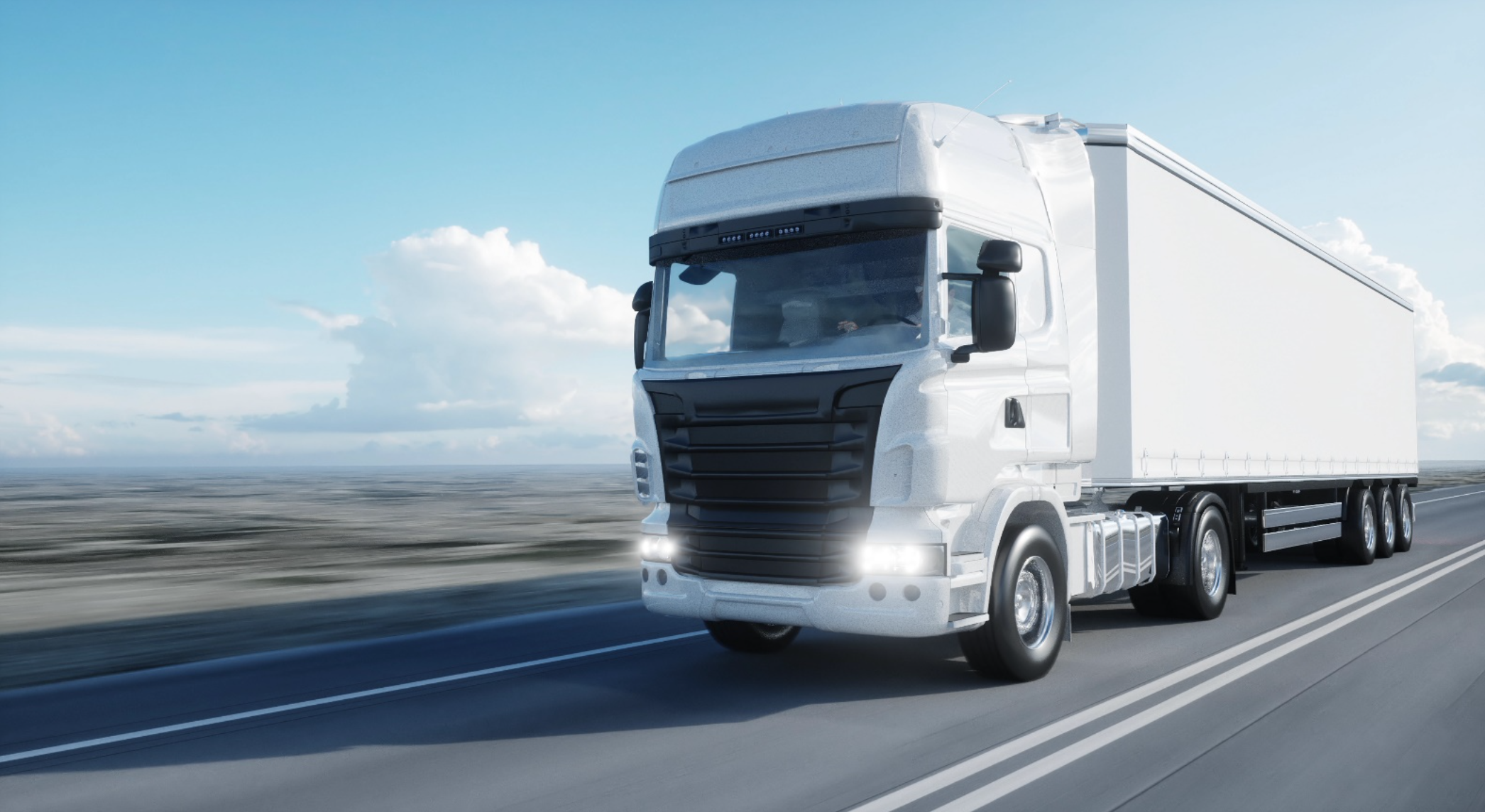 What is the most effective way to save fuel consumption, while also protecting goods in your trailers?