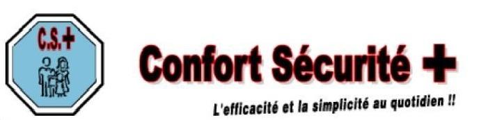 CONFORT SECURITE PLUS logo
